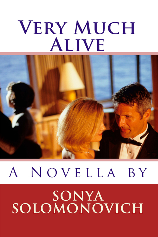 very much alive sonya solomonovich